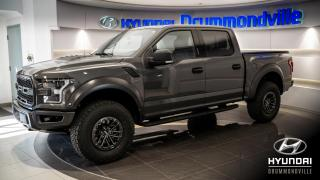 Used 2020 Ford F-150 RAPTOR + GARANTIE + MEILLEUR DEAL AU CAN for sale in Drummondville, QC