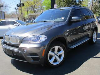 Used 2012 BMW X5 AWD 4dr 35d for sale in Burlington, ON
