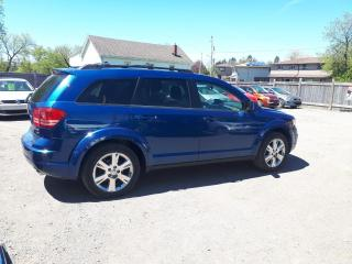 Used 2010 Dodge Journey FWD 4DR SXT for sale in Oshawa, ON