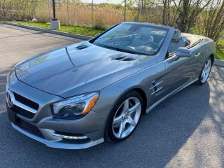 Used 2014 Mercedes-Benz SL-Class 2DR ROADSTER SL 550 for sale in Ottawa, ON
