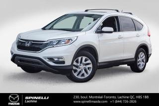 Used 2015 Honda CR-V EX AWD TOIT OUVRANT SIESES CHAUFFANTS BLUETOOTH Honda CR-V EX 2015 for sale in Lachine, QC