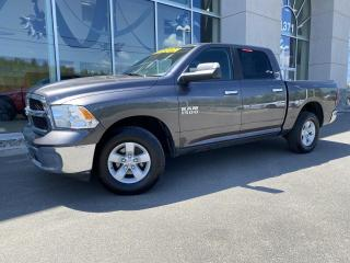 Used 2018 RAM 1500 SLT cabine d'équipe 4x4 caisse de 5 pi 7 for sale in Ste-Agathe-des-Monts, QC