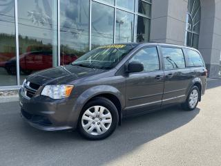 Used 2017 Dodge Grand Caravan Ensemble Valeur plus familiale 4 portes for sale in Ste-Agathe-des-Monts, QC