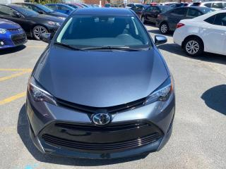 Used 2017 Toyota Corolla 4DR SDN CVT SE for sale in Longueuil, QC