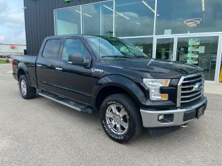 Used 2017 Ford F-150 4WD SuperCrew 157  XLT for sale in Ingersoll, ON