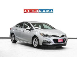 Used 2017 Chevrolet Cruze LT RS Sunroof Backup Cam Carplay/Aauto for sale in Toronto, ON
