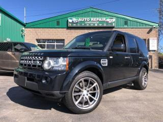 Used 2011 Land Rover LR4 HSE for sale in Burlington, ON