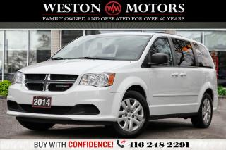 Used 2014 Dodge Grand Caravan SXT*STOW N GO*REVERSE CAMERA!!* for sale in Toronto, ON