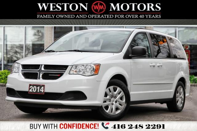 2014 Dodge Grand Caravan SXT*STOW N GO*REVERSE CAMERA*