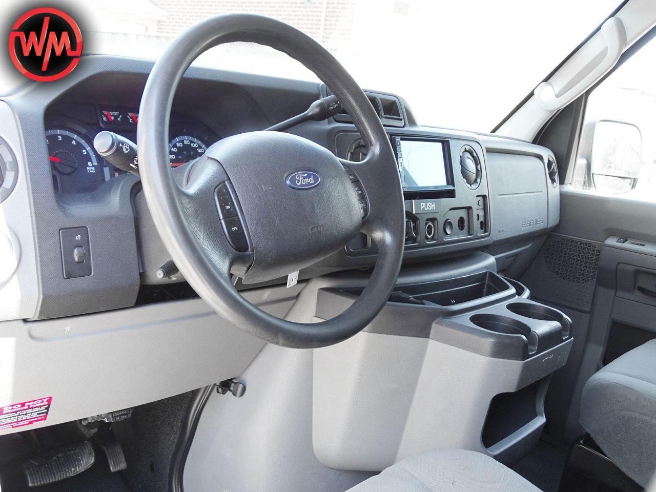 2011 Ford E-250
