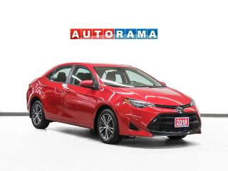 Used 2018 Toyota Corolla LE Sunroof Backup Cam Heated Seats for sale in Toronto, ON