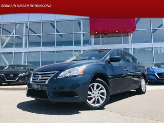 Used 2015 Nissan Sentra SV AUTO *** TAUX À PARTIR 2.49% !!! *** for sale in Donnacona, QC