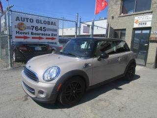 Used 2013 MINI Cooper Coupé 2 portes Baker Street for sale in Montréal, QC