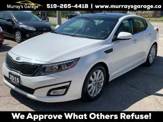 Used 2015 Kia Optima EX LUXURY for sale in Guelph, ON