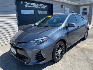 Used 2018 Toyota Corolla SE for sale in Kingston, ON