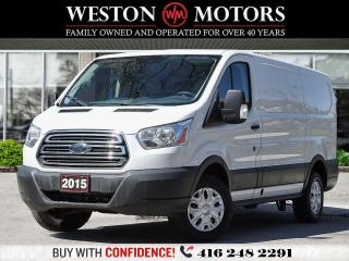 Used 2015 Ford Transit 250 LOW ROOF*PROPANE*PICTURES COMING SOON!!* for sale in Toronto, ON
