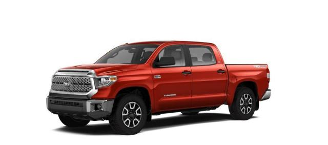 2020 Toyota Tundra TRD OFF-ROAD