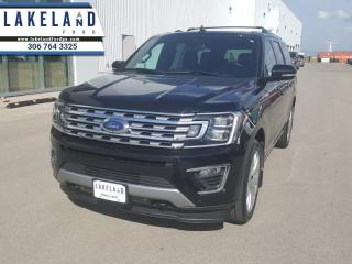 Used 2019 Ford Expedition Limited Max   - Navigation - $452 B/W for sale in Prince Albert, SK