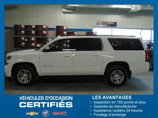 Used 2018 Chevrolet Suburban LS for sale in Amos, QC