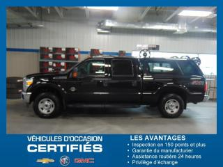 Used 2016 Ford F-250 Super Duty 4WD Crew Cab 156'' WB DIESEL for sale in Amos, QC