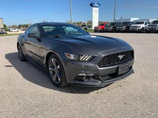 Used 2017 Ford Mustang V6 | Rear View Camera | Bluetooth for sale in Harriston, ON