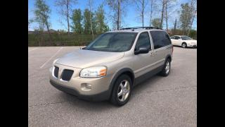 Used 2009 Pontiac Montana w/1SB for sale in Toronto, ON