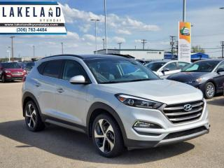 Used 2016 Hyundai Tucson Limited  - $153 B/W for sale in Prince Albert, SK