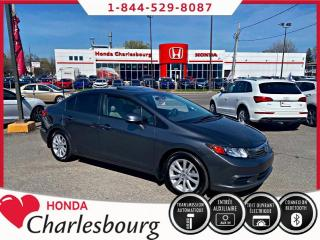 Used 2012 Honda Civic EX*AUTOMATIQUE*TOIT OUVRANT**87 804 KM** for sale in Charlesbourg, QC