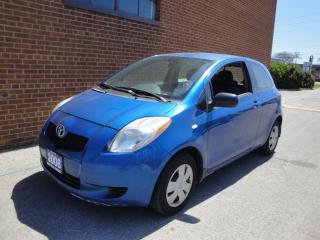 Used 2008 Toyota Yaris CE /NO ACCIDENTS for sale in Oakville, ON