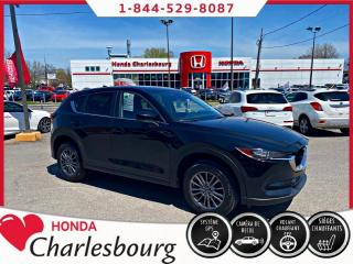 Used 2017 Mazda CX-5 GS****29 222 KM****UN PROPRIÉTAIRE** for sale in Charlesbourg, QC