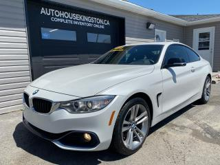 Used 2016 BMW 4 Series 428i xDrive for sale in Kingston, ON