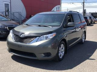 Used 2013 Toyota Sienna 5 portes V6 Mobilityn LE 7 places Tracti for sale in Beauport, QC