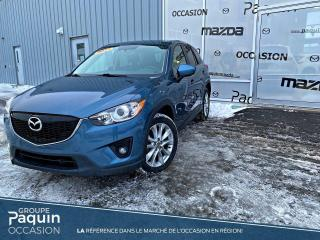 Used 2014 Mazda CX-5 GT À VOIR! for sale in Rouyn-Noranda, QC