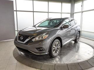 Used 2017 Nissan Murano Navigation, Accident Free, AWD, Clean Car!! for sale in Edmonton, AB