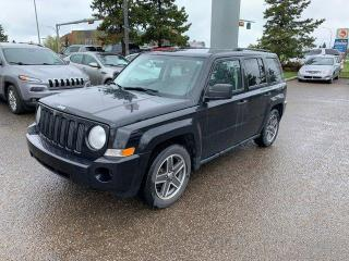 Used 2009 Jeep Patriot SPORT for sale in Edmonton, AB