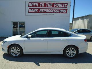 Used 2016 Chrysler 200 Limited for sale in Toronto, ON