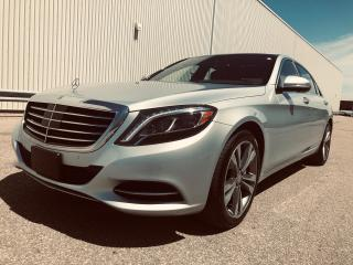 Used 2014 Mercedes-Benz S-Class S 550 4MATIC Long Wheel Base for sale in Mississauga, ON