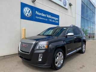 Used 2015 GMC Terrain Denali 4dr AWD Sport Utility for sale in Edmonton, AB