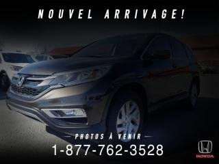 Used 2016 Honda CR-V EX + AWD + TOIT + MAGS + WOW! for sale in St-Basile-le-Grand, QC