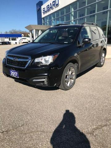2017 Subaru Forester i Limited w/Tech Pkg