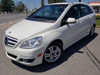 Used 2009 Mercedes-Benz B-Class for sale in Brampton, ON