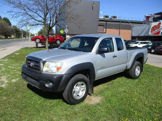 Used 2009 Toyota Tacoma 4x4 ~ MANUAL ~ 4 CYL. ~ SAFETY INCLUDED for sale in Toronto, ON