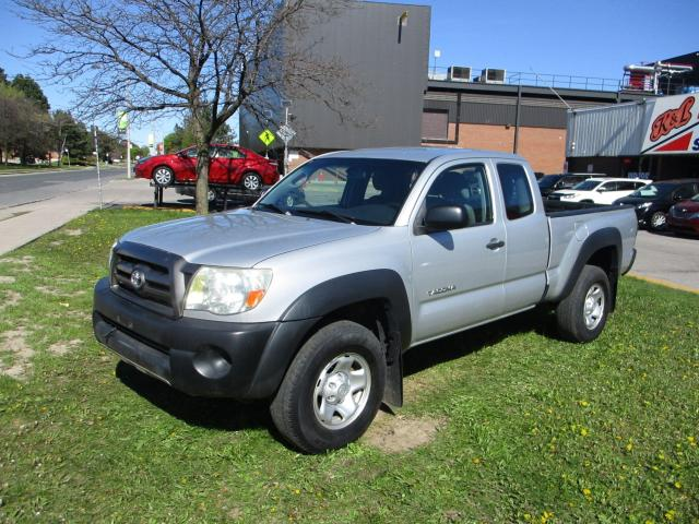 2009 Toyota Tacoma 4x4 ~ MANUAL ~ 4 CYL. ~ SAFETY INCLUDED