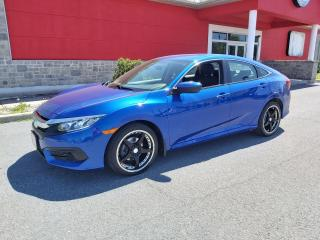 Used 2018 Honda Civic LX for sale in Cornwall, ON