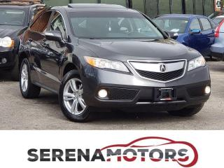 Used 2013 Acura RDX TECH PKG | TOP OF THE LINE | V6 | AWD for sale in Mississauga, ON