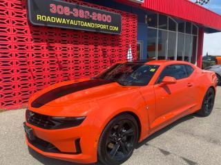 Used 2019 Chevrolet Camaro 1LT for sale in Regina, SK