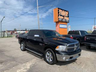 Used 2018 RAM 1500 BIG HORN**ECO DIESEL**ONLY 46 KMS**4X4**CERTIFIED for sale in London, ON
