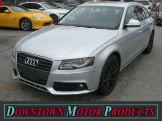 Used 2009 Audi A4 Premium for sale in London, ON