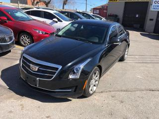 Used 2016 Cadillac ATS Luxury Collection for sale in Toronto, ON