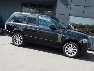 Used 2010 Land Rover Range Rover SUPERCHARGED|NAVI|REARCAM| 20 inch WHEELS for sale in Toronto, ON